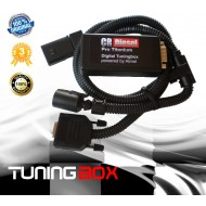 Tuningbox Titanium  TDI 8 pin Bosch VW