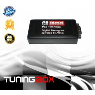 Tuningbox Titanium  TDI 8 pin Bosch