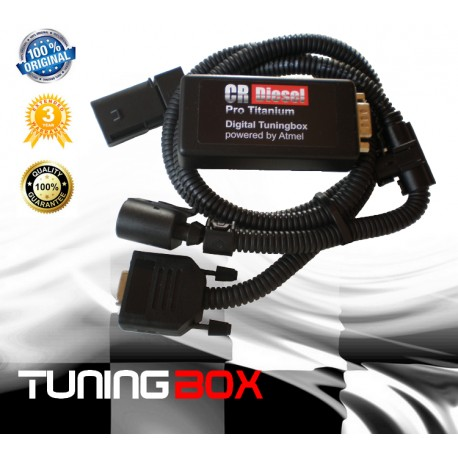 Tuningbox Titanium  TDI PD
